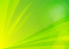 Abstrakte grüne Hintergrund-Tapete Stockbild