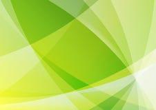 Abstrakte grüne Hintergrund-Tapete Lizenzfreie Stockfotos