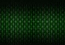 Abstrakte grüne materielles TexturDesign des Kohlenstoffs Faser Stockbild