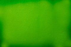 Abstrakte grüne Wandbeschaffenheit Stockfoto