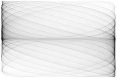 Abstrakte grafische Auslegung lizenzfreie abbildung