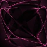 Abstrakte grafische Tapete der Kunst Vektor Abbildung