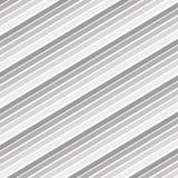 Abstrakte graue Linien Muster Lizenzfreies Stockfoto