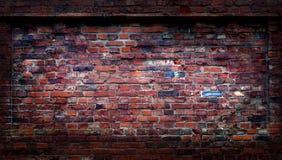 Abstrakte grunge Backsteinmauer Lizenzfreies Stockfoto