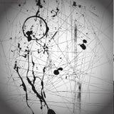 Abstrakte grunge Hintergrundauslegung Stockbilder