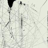 Abstrakte grunge Hintergrundauslegung Stockfoto