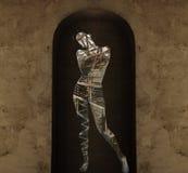 Abstrakte grunge Schönheit Lizenzfreie Stockbilder