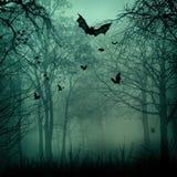 Abstrakte Halloween-Hintergründe Lizenzfreies Stockbild