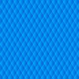 Abstrakte helle Linien Blaufarbe Stockbild