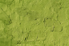 Abstrakte hellgrüne Zementwandbeschaffenheit stockbilder
