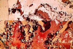 Abstrakte Hintergründe der alten Wand des Schmutzes Stockfotos