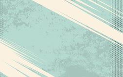 Abstrakte Hintergründe, Vektorillustration Retro- Schmutz-Comic-Buch-Hintergrund Stockbilder