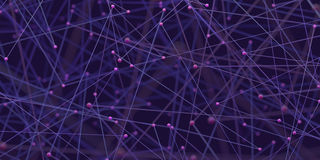Abstrakte Hintergrund-Wissenschafts-Technologie Lizenzfreie Stockbilder