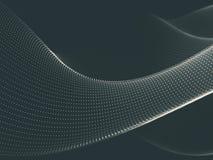 Abstrakte Hintergrund-Wolken-Datenverarbeitung Stockfoto
