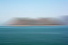 Abstrakte Hintergrundberge, Flussausflug Lizenzfreie Stockbilder