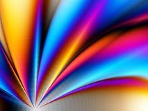 Abstrakte Hintergrundfarbe Lizenzfreies Stockfoto