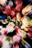 Abstrakte Hintergrundfarbe Stockfoto