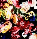 Abstrakte Hintergrundfarbe Stockbild