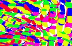 Abstrakte Hintergrundfarben Stockfotos
