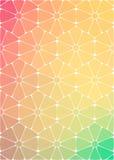 Abstrakte Hintergrundfarben von Blumen Lizenzfreie Stockfotografie