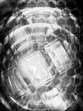 Abstrakte Hintergrundillustration des Kreativitätskonzeptes 3d Stockfotos