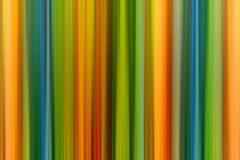 Abstrakte Hintergrundlinie in der bunten Tonbewegung Stockfoto