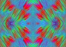 Abstrakte Hintergrundlinien der Kunst blau Stockbild