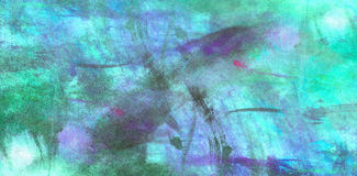 Abstrakte Hintergrundmalerei Stockfotografie