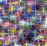 Abstrakte Hintergrundserie. Stock Abbildung