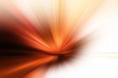 Abstrakte Hintergrundstrahlen Lizenzfreies Stockfoto