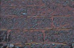 Abstrakte Hintergrundtapete für kundenspezifisches Illustrationsdesign Lizenzfreie Stockfotografie