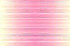 Abstrakte horizontale mehrfarbige Linien Hintergrund Stockfotografie