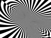 Abstrakte Illusion vektor abbildung