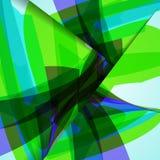 Abstrakte Illustration, bunte Zusammensetzung. Lizenzfreies Stockbild