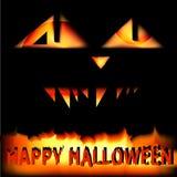 Abstrakte Illustration für Halloween. vektor abbildung
