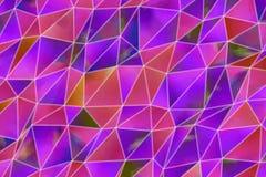 Abstrakte Illustrationen des Dreieckstreifens, begrifflich Beschaffenheit, Hintergrund, Details u. Grafik vektor abbildung