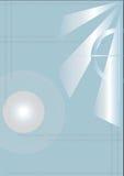 Abstrakte industrielle Zeichnung Stockfoto
