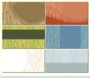 Abstrakte Karte Lizenzfreies Stockfoto