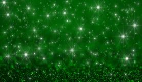 Abstrakte Karte der frohen Weihnachten Lizenzfreies Stockfoto