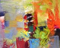 Abstrakte Kunst vektor abbildung