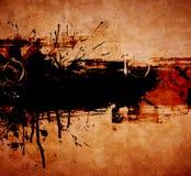 Abstrakte Kunst. Stockfoto