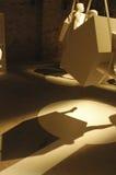 Abstrakte Kunst bei der Biennale von Venedig Lizenzfreie Stockbilder
