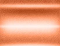 Abstrakte kupferne Hintergründe Stockbild