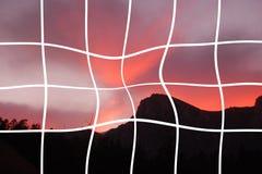Abstrakte Landschaft Stockbilder