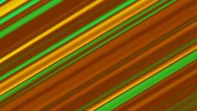 Abstrakte lebhafte farbige Streifen stock footage