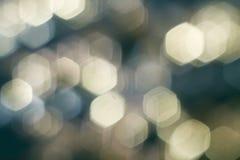 Abstrakte Leuchte Stockbild