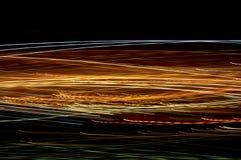 abstrakte Leuchte Lizenzfreie Stockfotos