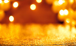 Abstrakte Leuchte Lizenzfreies Stockbild