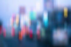 Abstrakte Leuchte Lizenzfreie Stockfotografie