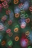 Abstrakte Leuchte Lizenzfreie Stockbilder